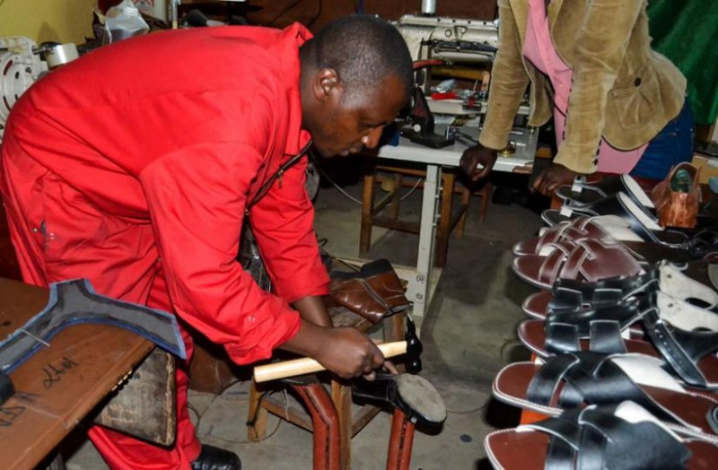 Eastern Africa Launches Leather Design Studio