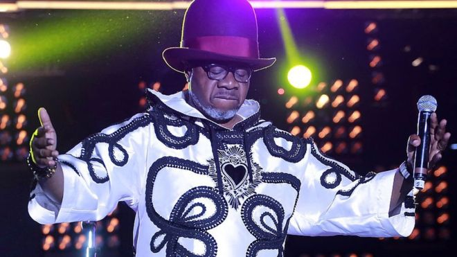 papa Wemba's Grand Finale: He collapsed and died while doing what heusic on lived for: making music on stage. AFP pic