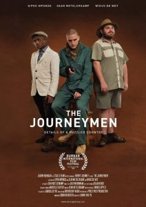 The Journeymen chronicles the journey of three young photographers as they traverse South Africa to explore the mood and feel the pulse of contemporary South Africa