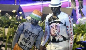 Paying tribute to Papa Wemba in Congo-Kinshasa