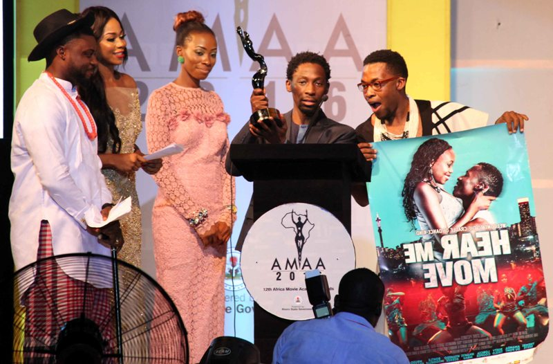 12th Africa Movie Academy Awards Crowns Stars