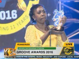Eva Mwalili, Radio Presenter Of The Year winner