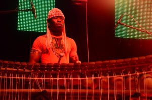 Aly Keita, one of the best balafon players in the world