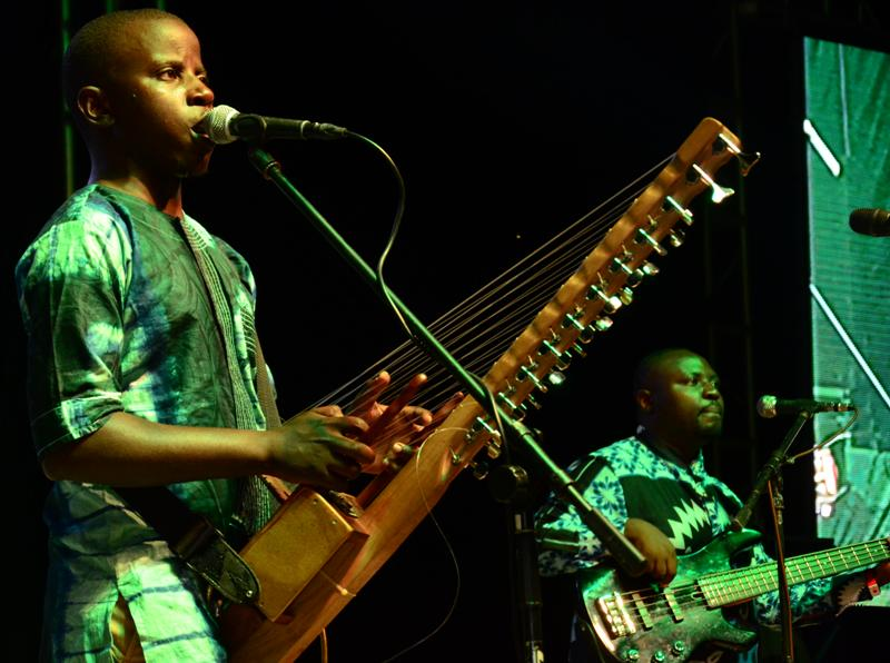 Afro-Fusion Artist Leaves Fans Crying for More