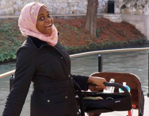 Animator Imaan Jemimah works as a freelance content creator besides having invested in a family business.