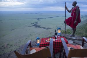 Weekend Brealaway at Mara Engai camp in the Maasai Mara Game Reserve