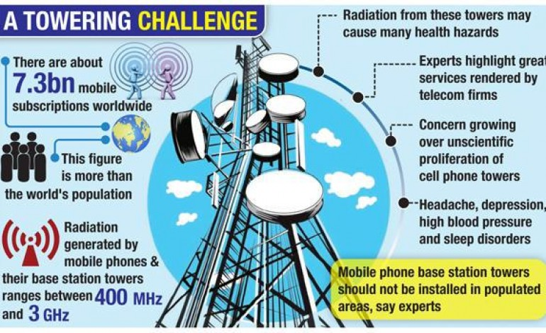 Telecommunications Masts Forum Fails to Enlighten