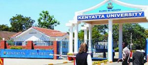 Kenyatta University, Kenya's third institution of higher learning