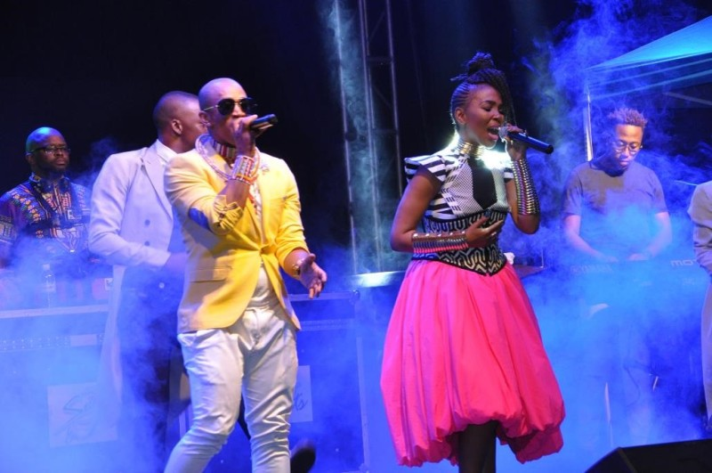 South African Singers Thrill Fans in Uganda