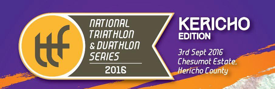 Team Tri Fit (TTF) National Triathlon and Duathlon Challenge in Kericho