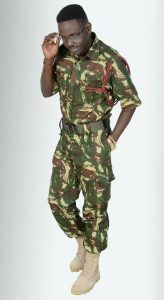 Sammy Ondimu Ngare, Kenya's Singing Cop.