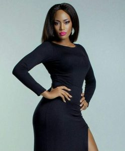 Musician and actress Chantelle Blessing
