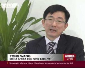Wang Yong, Executive Vice-President of China-Africa Development Fund (CAD) says the projects in which CAD has invested have attracted an additional US$17 Billion in enterprise investments and bank loans across Africa.