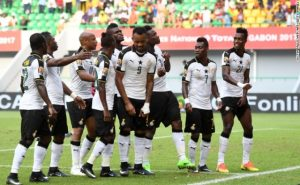 The Black Stars of Ghana lost to Cameroon in the AFCON 2017 semi-final.