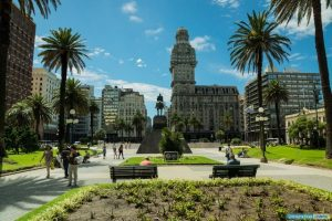 Uruguay's Montevideo is the he only non-European city in the top ten ranking.