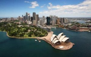 Australia's Sydney is in the Top 20 ranking for infrastructure.