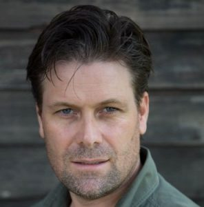 Zimbabwean actor Kevin Hanssen plays Patrick North in A Man Like You.