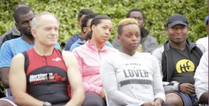 The the Ruiru sports series saw an increase in team participation which is testament to the sport taking root locally.