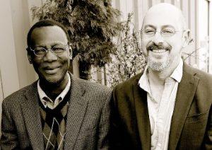 Samba Gadjigo and Jason Silverman are the creators of SEMBENE! biographical documentary film.