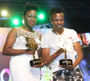 Mercy Masika and Eko Dydda won the Best Female Artist and Best Male Artist awards, respectively.