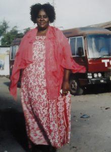 Khadija Kopa of Mwanamke Mambo fame