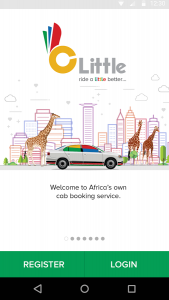 Little cab booking service offered the winners taxi rides worth Sh50000 (about US$500) in Nairobi and Mombasa