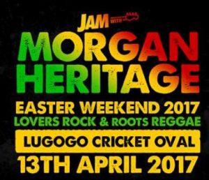 Memmalatel Morgan says Morgan Heritage plays rockaz music; Reggae music with an edge.