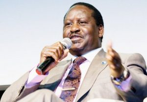 Raila Odinga, the presidential flagbearer for the opposition National Super Alliance (NASA), seeks to unseat Jubilee's Uhuru Kenyatta.