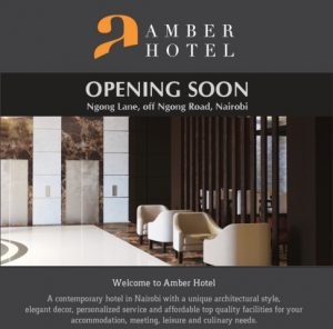 Amber Hotel, that opened for business in 2016, is relaunching under the upscale DoubleTree by Hilton brand after joining the Africa Growth Initiative that will see Hilton, a leading international hospitality company invest US$50 Million in sub-Saharan Africa.