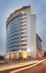 Kigali (Rwanda)'s 153-room Ubumwe Grande Hotel shall be renamed DoubleTree by Hilton Kigali City Centre in 2018.