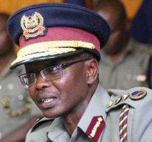 Joseph Boinnet, Inspector-General of Police