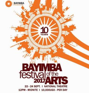 Bayimba Arts Festival marked its 10th year in 2017 with music and dance