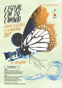 Festival Fim do Caminho's Literature Forum
