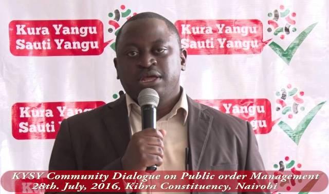 Kenya Represses Civil Society Organisations