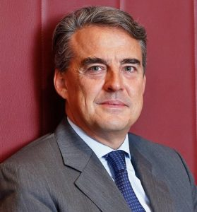 Alexandre de Juniac, IATA's Director-General and CEO says 2018 shall be a good time for the global air transport industry.