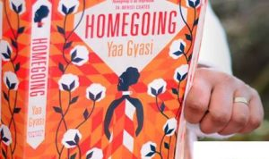 Homegoing by Ghanaian-American novelist Yaa Gyasi closed Point Zero Book Cafe in 2017.r.