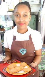 Café Serves Books, Conversation, Coffee and Snacks