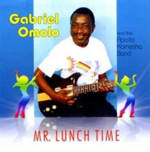 Composer, vocalist and instrumentalist Gabriel Omolo at his peak.