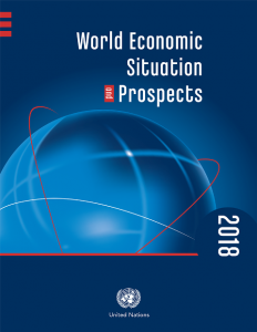 The 2018 edition of the World Economic Situation and Prospects report of the United Nations presents East Africa as being the 'fastest growing sub region on the continent, with GDP growth of 5.3% in 2017'.