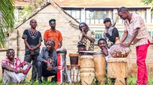 Abaki Simba is a collective of percussionists, MCs, musicians, dancers, acrobats and vocalists.