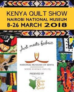 The Art Meets Fabric Quilt Show celebrates a craft mainly perfected by women
