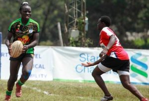 Kenya Rugby Union says it is working within the different regions in the country to spread the gospel of women's rugby
