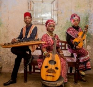 Siti and the Band are following in the footsteps of the legendary Zanzibari musician Siti Bint Saad who popularised Kiswahili taarab across East Africa.