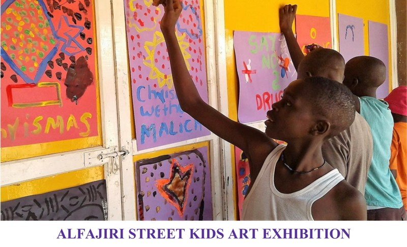 Street Urchins Exhibit Creativity as Emerging Poets Release Anthology