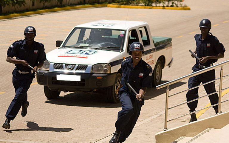 Nairobi To Discuss Private Security Training Standards And Career